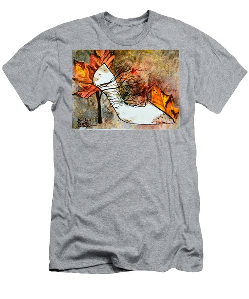 Fall In Art Men's T-Shirt (Athletic Fit)