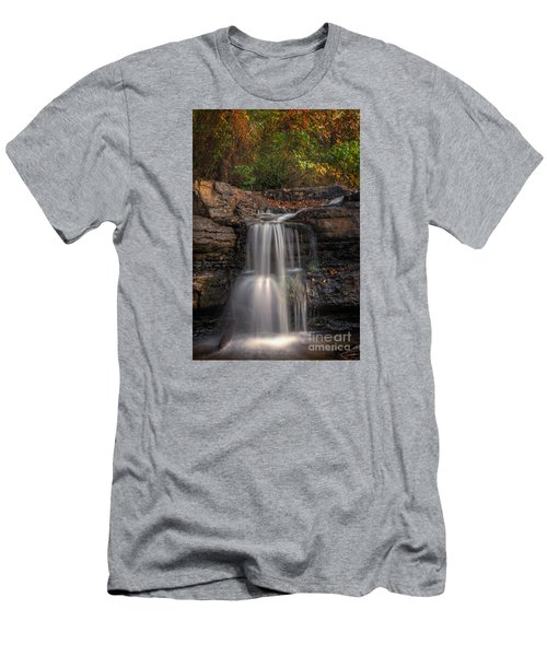 Fall In Love Men's T-Shirt (Athletic Fit)