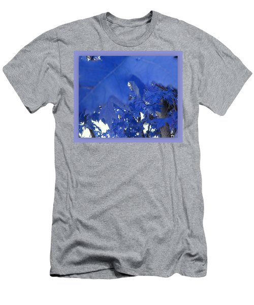Fall Leaves #7 Men's T-Shirt (Athletic Fit)