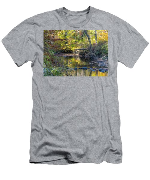 Fall Morning Men's T-Shirt (Athletic Fit)
