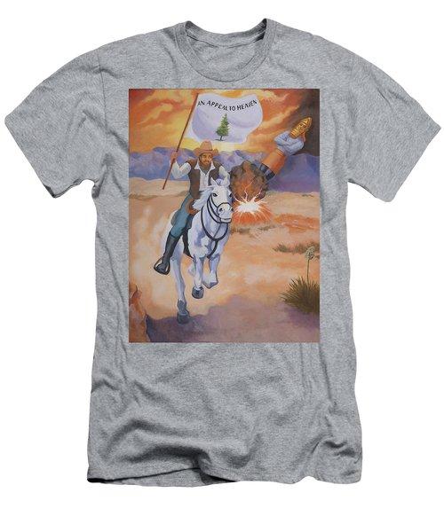 Fall Of Babylon Men's T-Shirt (Athletic Fit)