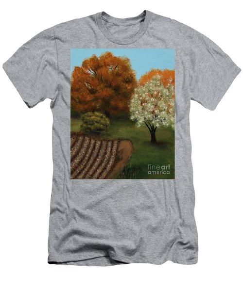 Fall Rendezvous Men's T-Shirt (Athletic Fit)