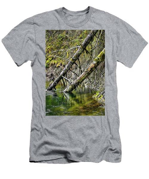 Fallen Friends Men's T-Shirt (Athletic Fit)