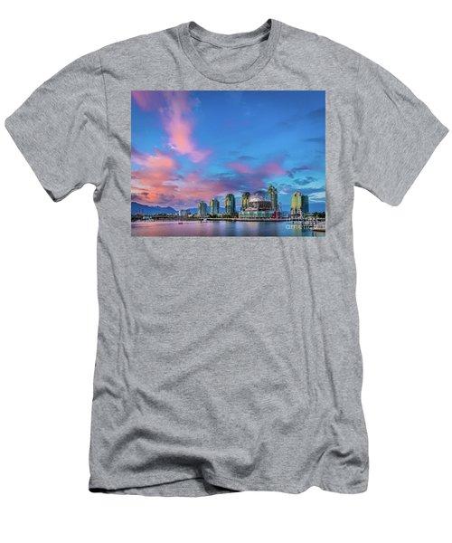 False Creek Men's T-Shirt (Athletic Fit)
