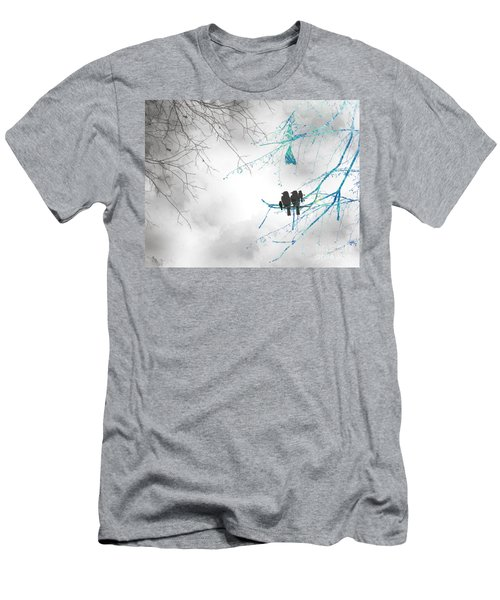 Family Togetherness Men's T-Shirt (Slim Fit) by Trilby Cole