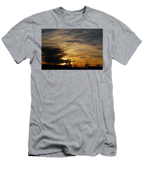 Fantastic Sunet Men's T-Shirt (Athletic Fit)