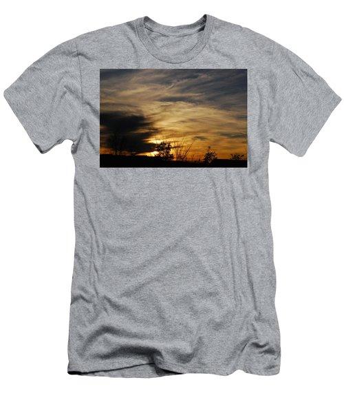 Fantastic Sunet Men's T-Shirt (Athletic Fit)