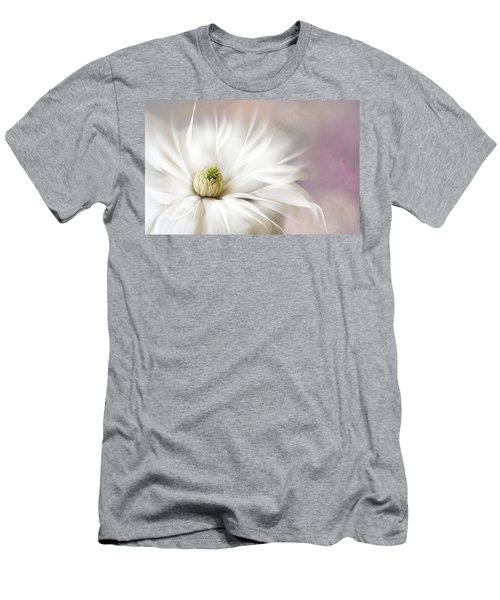 Fantasy Flower Men's T-Shirt (Athletic Fit)