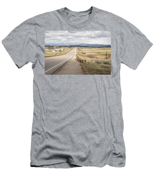 Far Horizon Men's T-Shirt (Athletic Fit)