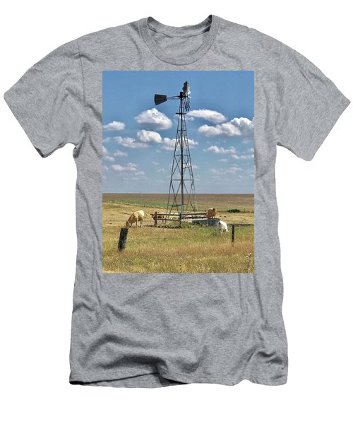 Farmlife Memories Men's T-Shirt (Athletic Fit)