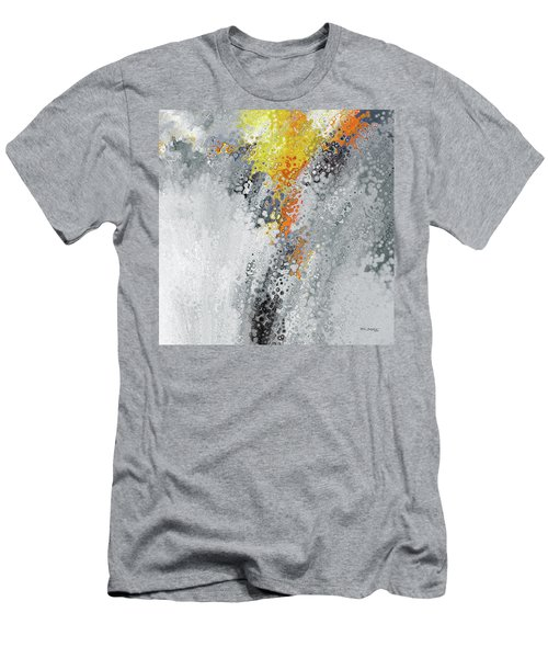Farther Along. John 13 7 Men's T-Shirt (Slim Fit) by Mark Lawrence