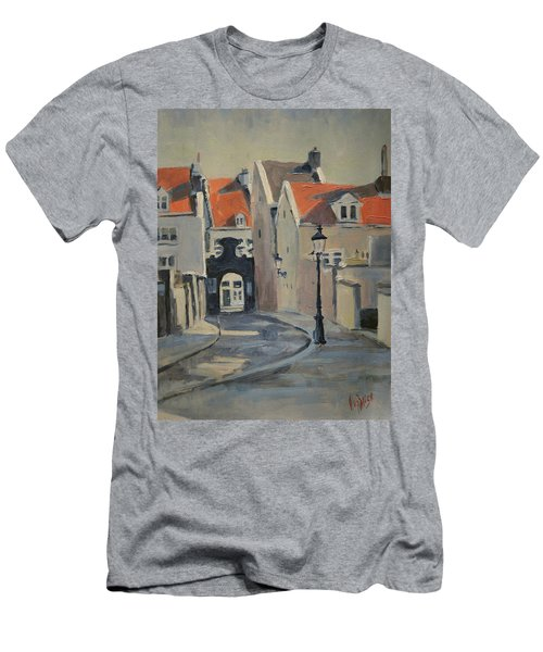 Fathers Gate Maastricht Men's T-Shirt (Athletic Fit)
