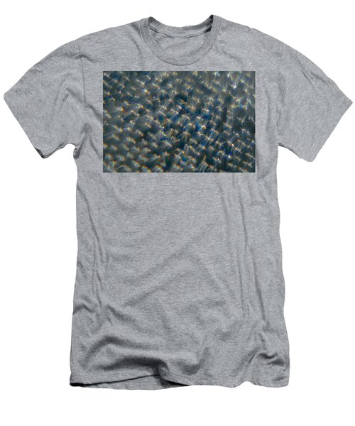 Men's T-Shirt (Athletic Fit) featuring the photograph Feather Bed by Greg Collins