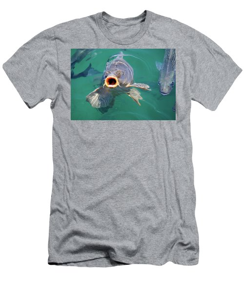 Feed Me Men's T-Shirt (Athletic Fit)