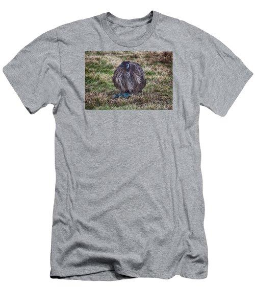Feeling Kinda Broody  Men's T-Shirt (Athletic Fit)