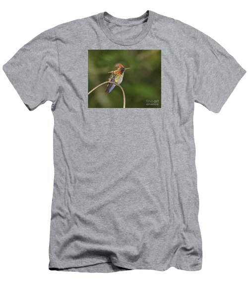 Feisty Little Fellow..  Men's T-Shirt (Athletic Fit)