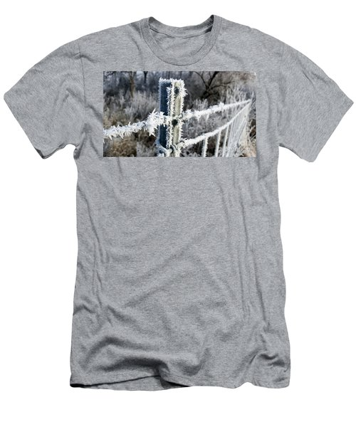 Fenceline Men's T-Shirt (Athletic Fit)