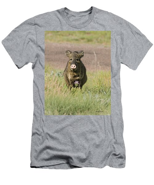 Ferdinand? Men's T-Shirt (Athletic Fit)