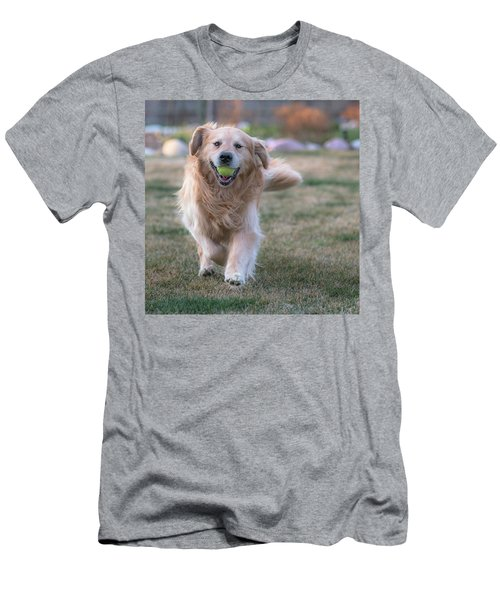 Fetch Men's T-Shirt (Athletic Fit)