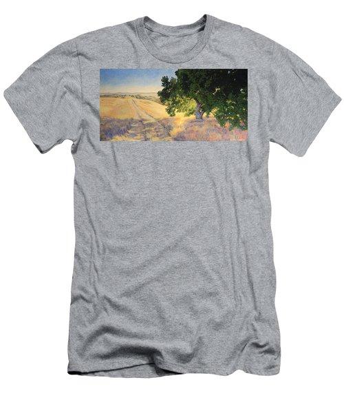 Field Oak Men's T-Shirt (Athletic Fit)