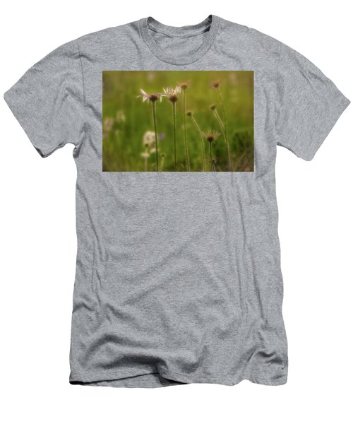 Field Of Flowers 2 Men's T-Shirt (Athletic Fit)