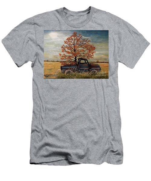Field Ornaments Men's T-Shirt (Athletic Fit)