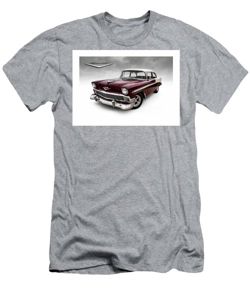 Fifty-six Chevy Men's T-Shirt (Athletic Fit)