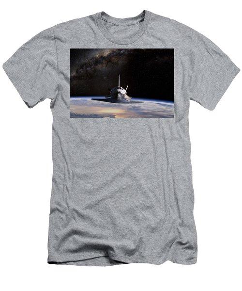 Final Frontier Men's T-Shirt (Athletic Fit)