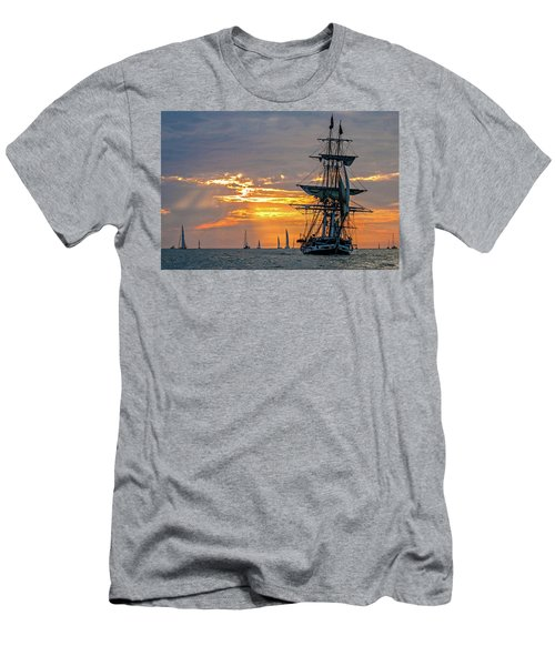 Final Voyage Men's T-Shirt (Athletic Fit)