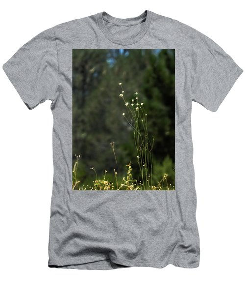 Finnon Wildflowers Men's T-Shirt (Athletic Fit)