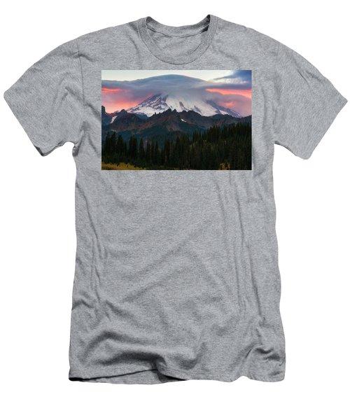 Fire Under His Hat Men's T-Shirt (Athletic Fit)