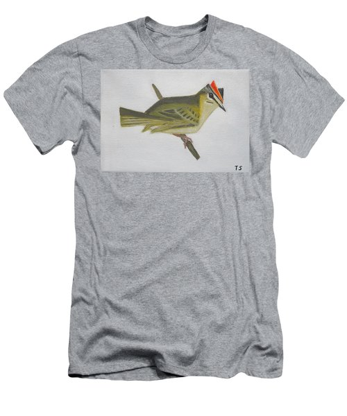 Firecrest Men's T-Shirt (Slim Fit) by Tamara Savchenko