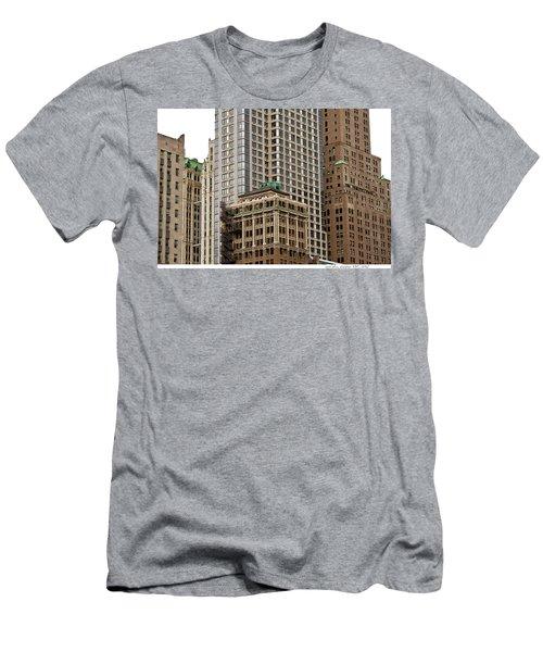 Firescapes  Men's T-Shirt (Athletic Fit)