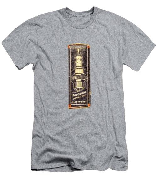 Firestone Polonium Electrodes Box Men's T-Shirt (Athletic Fit)