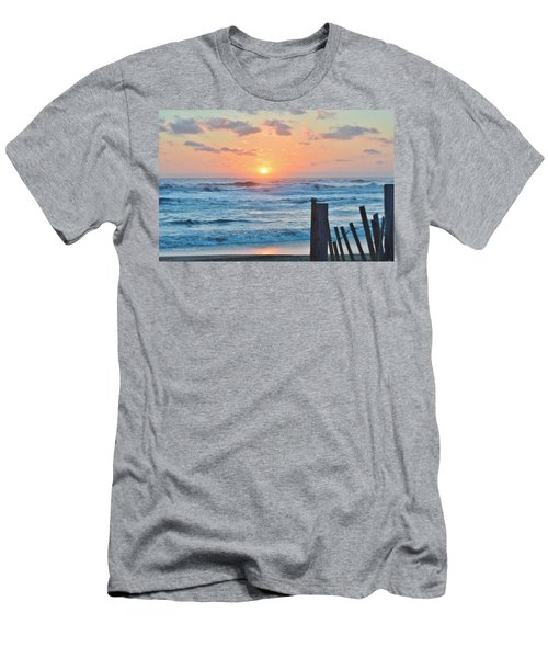 First Day Of Spring  Men's T-Shirt (Athletic Fit)