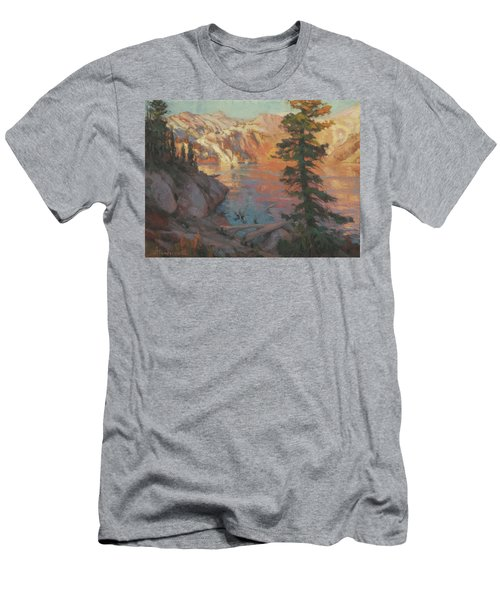 First Light Wilderness Men's T-Shirt (Athletic Fit)