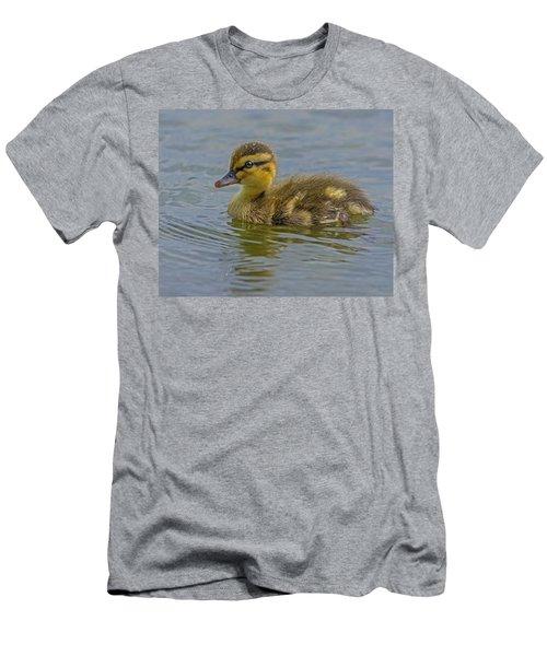 First Swim Men's T-Shirt (Athletic Fit)