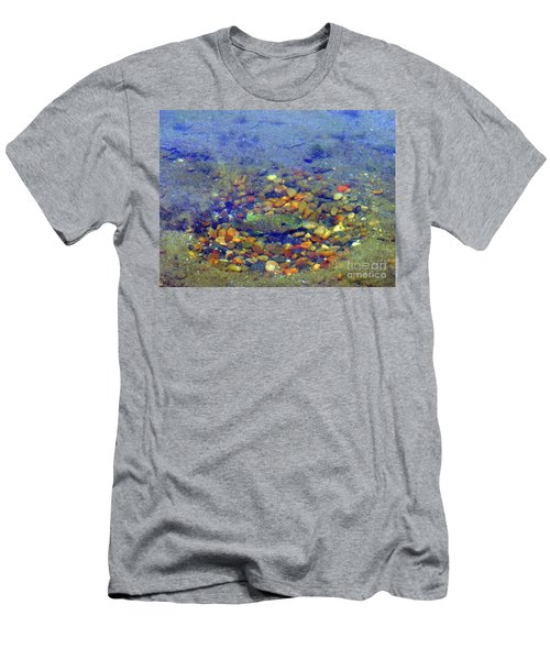 Fish Spawning Men's T-Shirt (Athletic Fit)