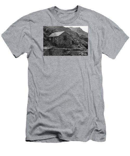 Fishermans Net Shed Men's T-Shirt (Slim Fit)