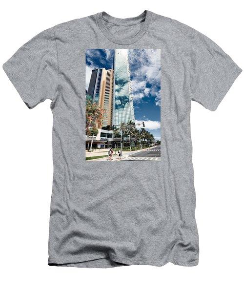 Fla-150531-nd800e-25121-color Men's T-Shirt (Athletic Fit)