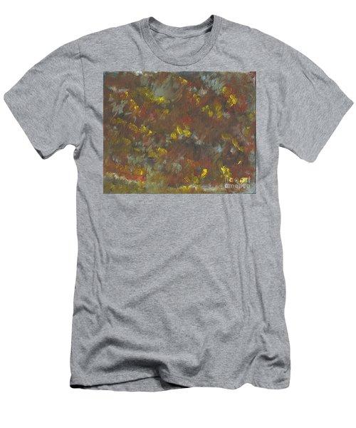 Fleur Apres Redon Men's T-Shirt (Athletic Fit)
