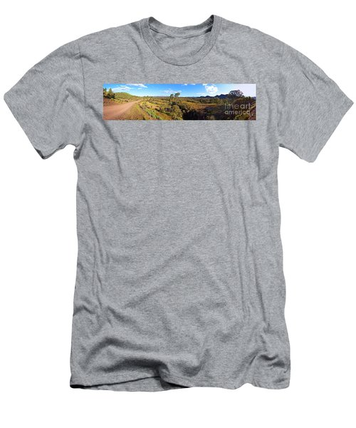Flinders Ranges Men's T-Shirt (Slim Fit) by Bill Robinson