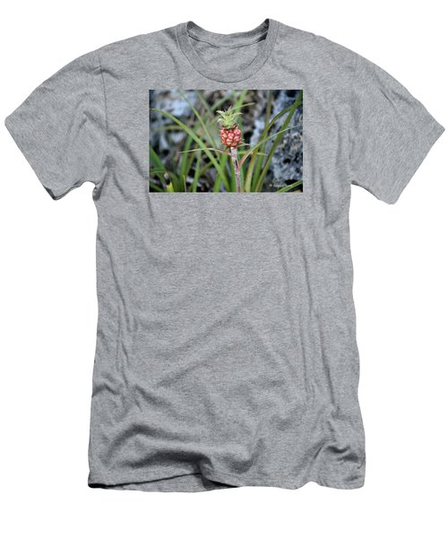 Flor Pina Men's T-Shirt (Athletic Fit)