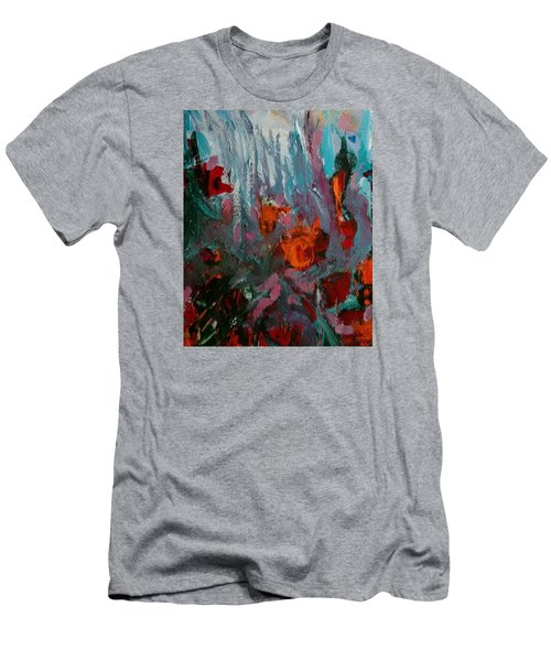 Flora Men's T-Shirt (Athletic Fit)