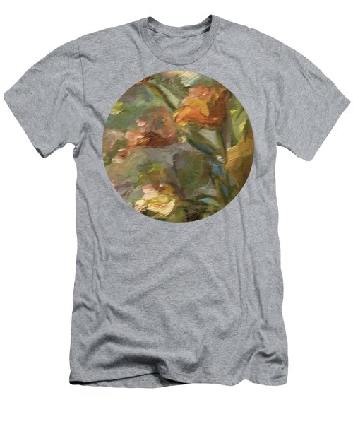 Floral Bouquet Men's T-Shirt (Athletic Fit)