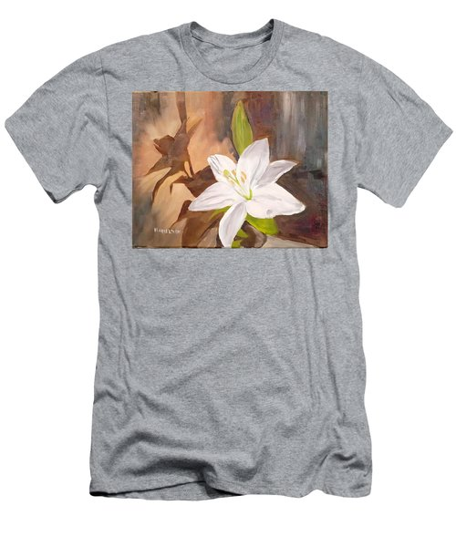 Floral-still Life Men's T-Shirt (Athletic Fit)