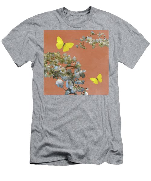 Floral06 Men's T-Shirt (Athletic Fit)