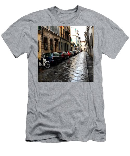 Florence Road Men's T-Shirt (Athletic Fit)