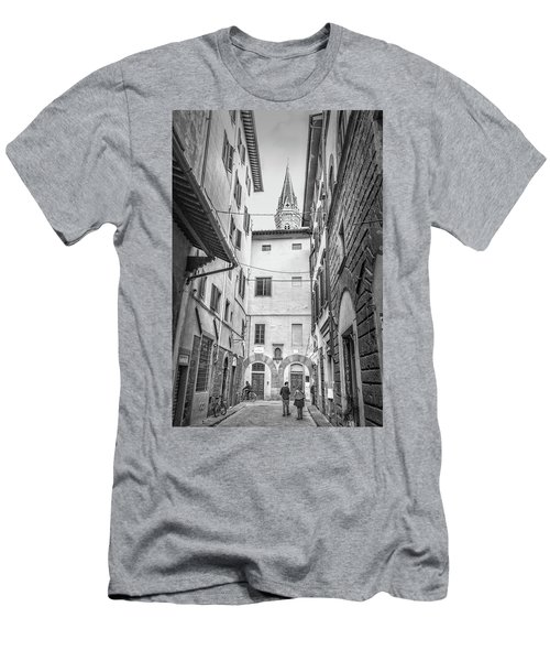 Florence Street Men's T-Shirt (Athletic Fit)