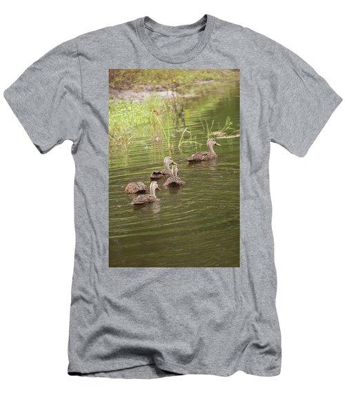 Florida Mottled Family Men's T-Shirt (Athletic Fit)